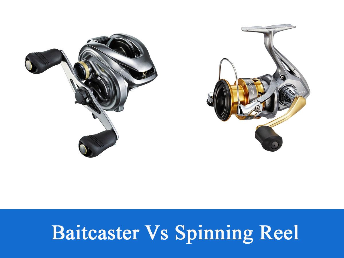 Baitcasting Vs Spinning Reel