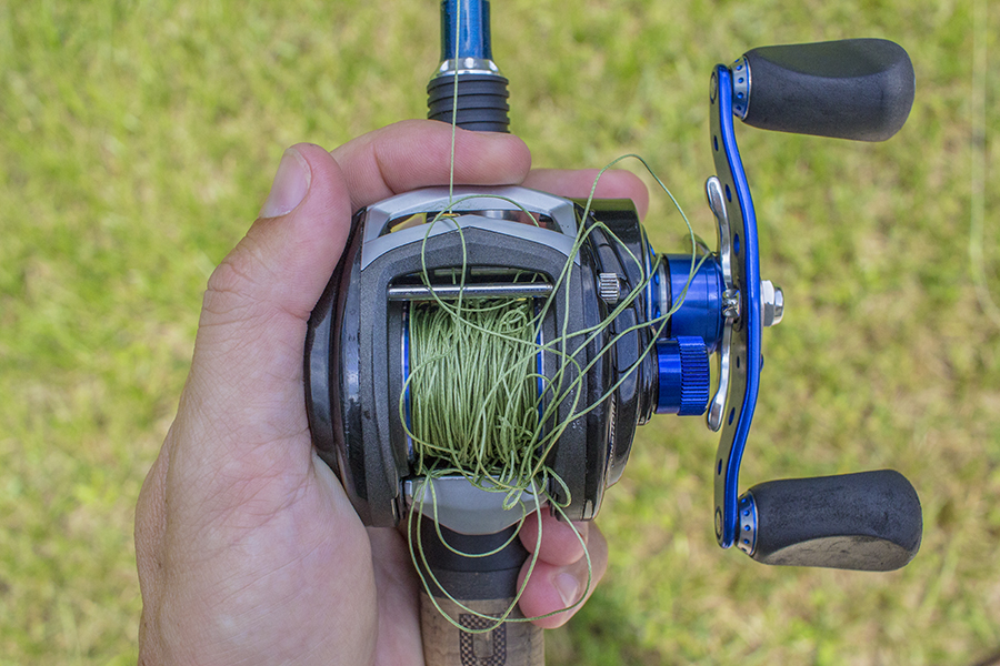Baitcaster Birds Nest Must-know Tips To Remove It Quickly