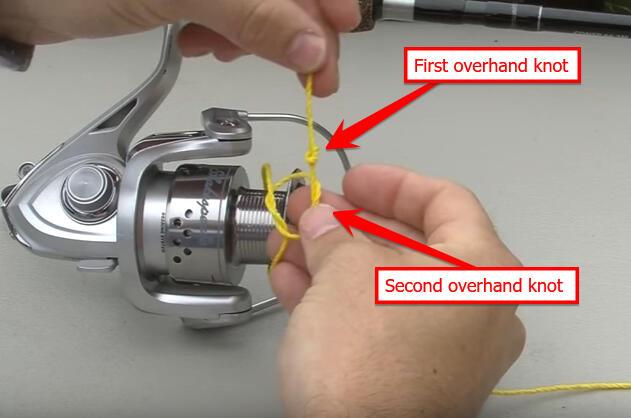 How To Spool A Spinning Reel Essential Tips For Beginner 1